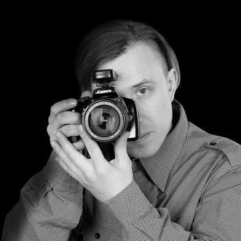 Дмитрий Шайдулин (фоотостудия Мамин Малыш)