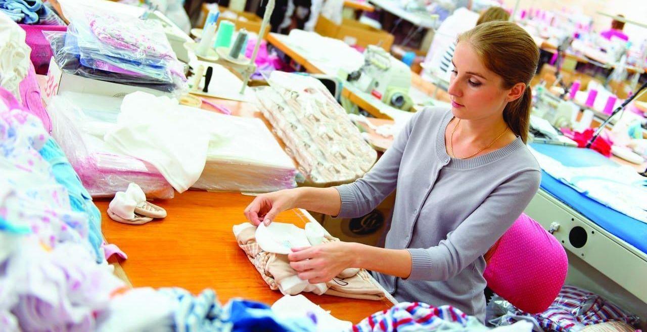 Производство детской одежды Мамин Малыш